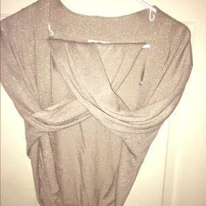 Calvin Klein soft knit shrug